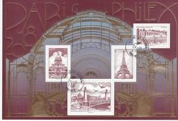FRANCE 2018 BLOC SALON PARIS PHILEX OBLITERE F 5222 - Sheetlets