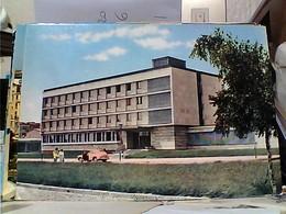 BULGARIA SOFIA ALBERGO HOTEL SLAVIA E AUTO CAR  TIMBRE SELO STAMP 3 Ct 1966+ 5 HORSE CAVALLI GX5604 - Bulgaria
