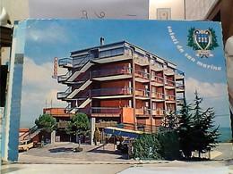SAN MARINO HOTEL INTERNAZIONAL TIMBRE SELO STAMP 150 LIRE SPERANZA 1976 GX5605 - San Marino