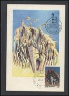 SAN MARINO Maximum Card SM 038 Art Painting - San Marino