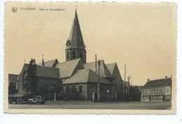 Lendelede Kerk En Gemeentehuis - Lendelede