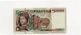 ITALIE / Superbe Biilet De Banque UNC Du 09 03 1979 N° 111 Paper Monney - Italia