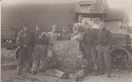 """14 / 18 Camion Berliet   """" Les Mécanos  """" - War 1914-18"""