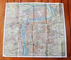 Plan Ancien De Praha - Technical Plans