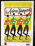 Les Frères Jacques - En Spectacle Et En Studio . - Concert & Music