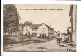 70 - Corre  ( Haute-Saône ) - La Place Saint-Maurice. - Autres Communes