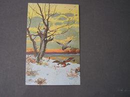 Nice Card Sign Splitgerher.. Wintrerlandschaft - Künstlerkarten