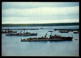 29 - Brest L'escadre D626 Chevalier Paul D 633 Duperré #03786 - Brest