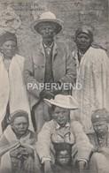 Namibia  DSW  Horrentotten-Kapitain Hendrik Wittboi  Post Used  Nm50 - Namibie