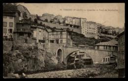 63 - Thiers 15 (P.-de-D.) Quartier Et Pont De Seychalles #03111 - Thiers