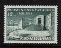 1948 Finland, Suomenlinna-Sveaborg **. - Finland