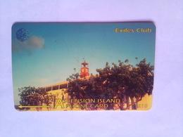 192CASA Exiles Club 10 Pounds - Ascension (Ile De L')