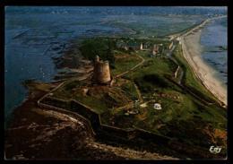 Saint Vaast La Hougue Le Fort De La Hougue Fortifications Vauban #02391 - Saint Vaast La Hougue