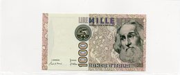 ITALIE / Superbe Biilet De Banque UNC Du 06 01 1982 N° 109 Paper Monney - Italie