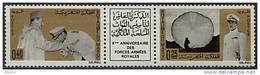 Maroc, N° 505A** Y Et T, 504 / 505 - Marokko (1956-...)