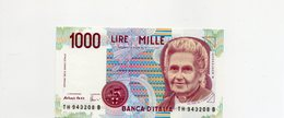 ITALIE / Superbe Biilet De Banque UNC Du 03 10 1990 N° 114 Paper Monney - [ 9] Collezioni
