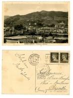 CARTOLINA PANORAMA RONCO SCRIVIA (GE) VIAGGIATA 1936(2/39) - Autres Villes