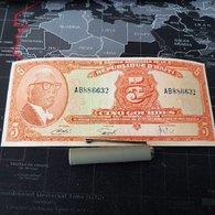 5 Gourdes American Bank Note Company Banque Nationale De La République D'Haïti AB886632 - Haiti