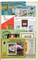 Lot Blöcke Postfrisch - Gestempelt - Stamps