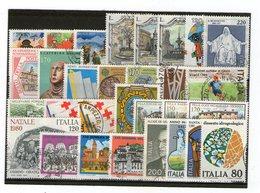 Lot Italien Gestempelt - Stamps