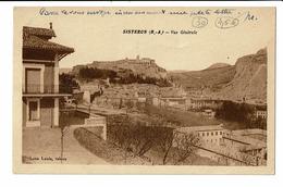 CPA - Carte Postale -FRANCE - Sisteron Vue Générale -1934- S3326 - Sisteron
