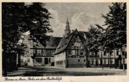Hanau, Partie Vor DemStadtschloss, 1941 - Hanau