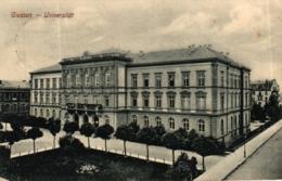 Giessen, Universität, Feldpost 1914 - Giessen