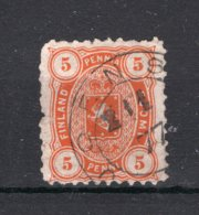 FINLAND Yt. 14a° Gestempeld 1875-1881 - Gebraucht