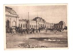 232 Tashkent Railway Station - Uzbekistan