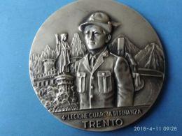 ° Legione Guardia Di Finanza Trento 70° Anniversario 1919/1989 - Italia