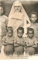 Cpa Yule Soeur Missionnaire A L'école - Papua New Guinea