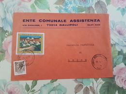 (479) ITALIA STORIA POSTALE 1977 - 6. 1946-.. Repubblica