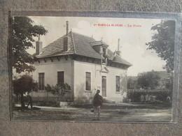 Ste Marie La Blanche . La Poste - Autres Communes