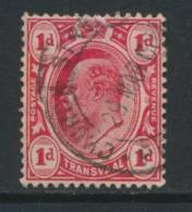 TRANSVAAL, Postmark CHURCH STREET - Zuid-Afrika (...-1961)
