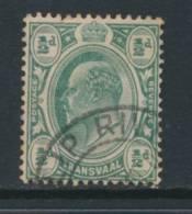 TRANSVAAL, Postmark KLIP RIVER - Zuid-Afrika (...-1961)