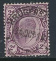 TRANSVAAL, Postmark KRUGERSDORP - Zuid-Afrika (...-1961)
