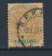 TRANSVAAL, Postmark R.P.K. HEEN (RAILWAY TPO) - Zuid-Afrika (...-1961)