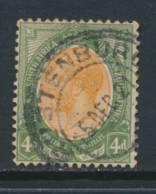 TRANSVAAL, Postmark RUSTENBURG - Zuid-Afrika (...-1961)
