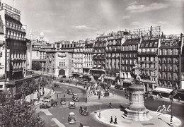 PARIS – La Place Clichy  ( Traction Camion Pharmacie …) - Places, Squares
