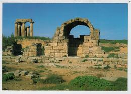 MAXICARD     ANCIENT  CORINTH . NV  SHOPS OF  THE  AGORA      (VIAGGIATA) - Grecia