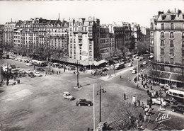 PARIS – La Porte D'Orléans ( 2CV Camionnette CITROEN H 203 BUS CAR …) - Places, Squares