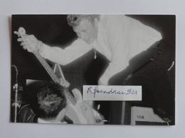 JOHNNY HALLYDAY .LE HAVRE 1963 (V.cliché Recto-verso) - Chanteurs & Musiciens