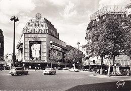 PARIS Et Ses Merveilles – Place Clichy, Le Gaumont Palace( CINEMA 403 DAUPHINE Ariane …) - Places, Squares