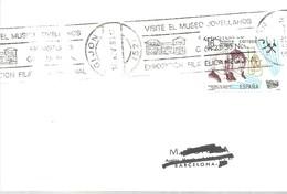 MATASELLOS 1983  RODILLO  GIJON - 1931-Hoy: 2ª República - ... Juan Carlos I