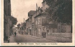 Beau Sites Limousins . Superbe CPA De  BUGEAT  ( 19 )  La Grande-Rue . - Autres Communes