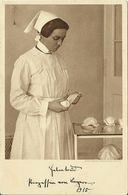 AK 1. Weltkrieg Rotes Kreuz Prinzessin Helmtrud Von Bayern AlsKrankenschwester 1915 #06 - Red Cross