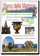 TURISMO PARCO DELLE MADONIE ITALIANO / INGLESE GUIDA  Inserto Dedicato Alla TARGA FLORIO - Libri, Riviste, Fumetti
