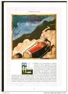 LA PORTA DEL SOLE PUBBLICAZIONE A FASCICOLI Inserto LA TARGA FLORIO GARCIA PAG.1-16 - Libri, Riviste, Fumetti