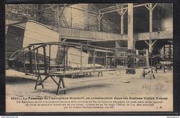 1498 AV52 AK PC CPA LE FUSELAGE DE L AEROPLANE BOLOTOFF NON CIRCULER TTB - ....-1914: Precursori