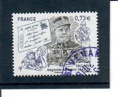 Yt 5190 Marty Augusrin-cachet Rond - France